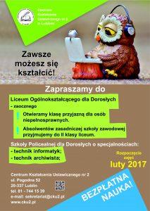 plakat_liceum_policealna_drukarnia_v15_krzywe_wiosna_2017